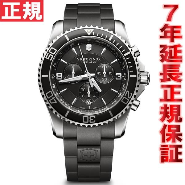 ビクトリノックス VICTORINOX 腕時計 メンズ マーベリック MAVERICK クロノグラフ ヴィクトリノックス スイスアーミー 241696