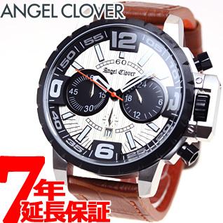 エンジェルクローバー Angel Clover 腕時計 メンズ タイムクラフト TIME CRAFT クロノグラフ NTC48BSB-LB