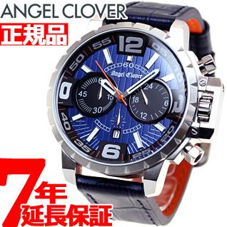 エンジェルクローバー Angel Clover 腕時計 メンズ タイムクラフト TIME CRAFT クロノグラフ NTC48SNV-NV