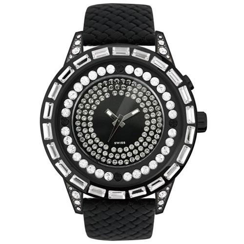 【お買い物マラソンは当店がお得♪本日20より!】ロマゴ デザイン ROMAGO DESIGN 腕時計 レディース DAZZLE ダズル RM006-1477BK-WH