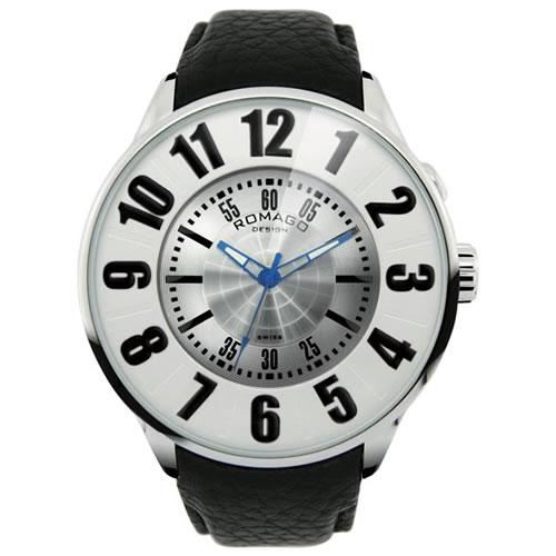 ロマゴ デザイン ROMAGO DESIGN 腕時計 メンズ/レディース NUMERATION ヌメレーション RM007-0053ST-SV