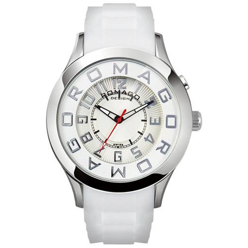 ロマゴ デザイン ROMAGO DESIGN 腕時計 メンズ/レディース ATTRACTION アトラクション RM015-0162PL-SVWH