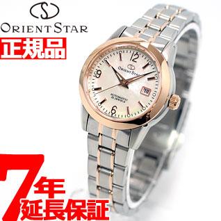 【5日0時~♪10%OFFクーポン&店内ポイント最大51倍!5日23時59分まで】オリエントスター クラシック 腕時計 パールホワイト WZ0401NR ORIENT STAR