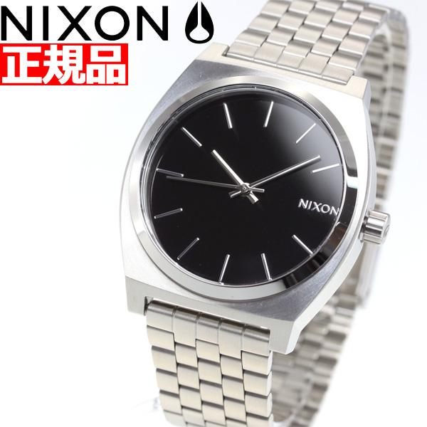 【お買い物マラソンは当店がお得♪本日20より!】ニクソン NIXON タイムテラー TIME TELLER 腕時計 メンズ ブラック NA045000-00 ニクソン 腕時計 メンズ
