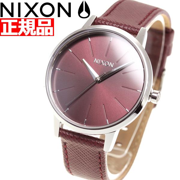 ニクソン NIXON ケンジントン レザー KENSINGTON LEATHER 腕時計 レディース PORT NA1082990-00【2018 新作】