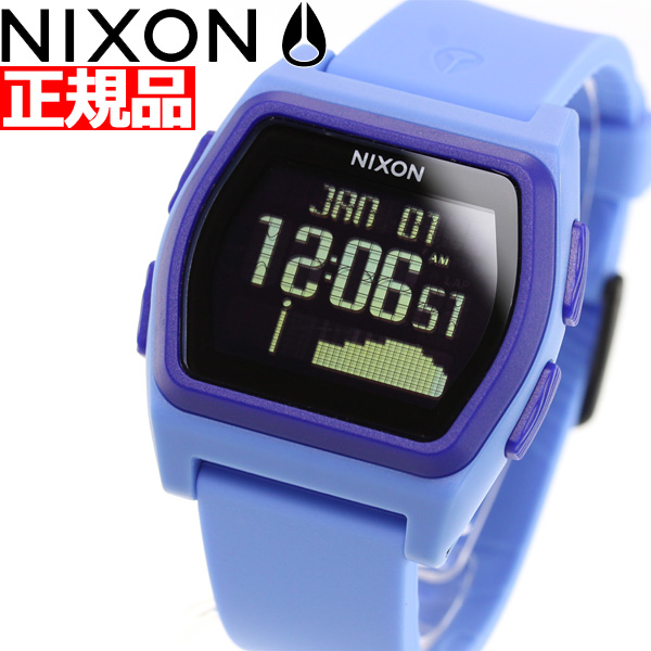 ニクソン NIXON ライバル RIVAL 腕時計 メンズ レディース パウダーブルー NA12362974-00【2018 新作】