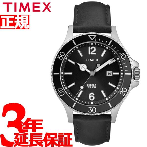 【SHOP OF THE YEAR 2018 受賞】タイメックス TIMEX ハーバーサイド Harborside 腕時計 メンズ TW2R64400【2018 新作】
