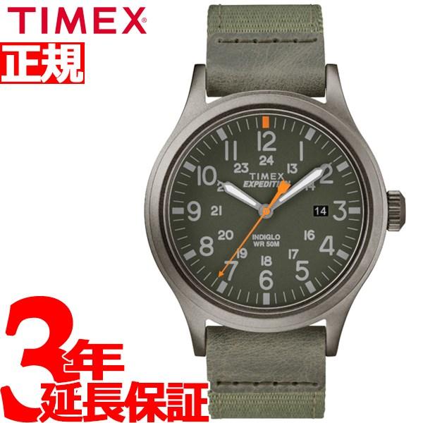 タイメックス TIMEX スカウト Scout 40mm 腕時計 メンズ TW2B14000【2018 新作】
