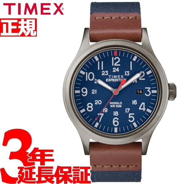 タイメックス TIMEX スカウト Scout 40mm 腕時計 メンズ TW2B14100【2018 新作】