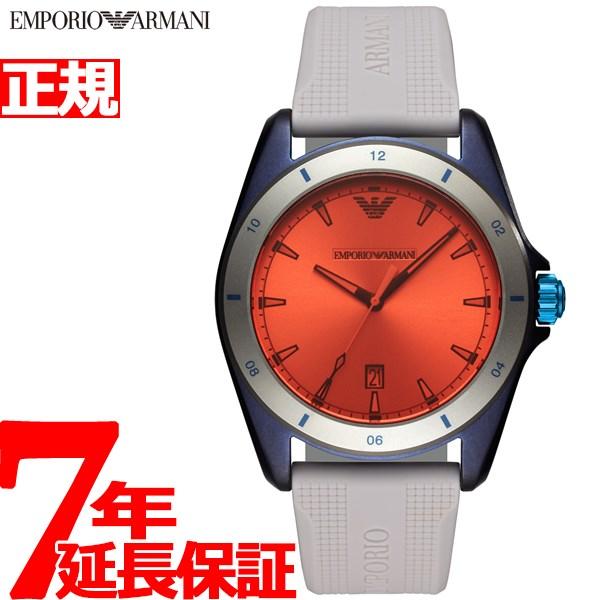 【SHOP OF THE YEAR 2018 受賞】エンポリオアルマーニ EMPORIO ARMANI 腕時計 メンズ AR11218【2019 新作】