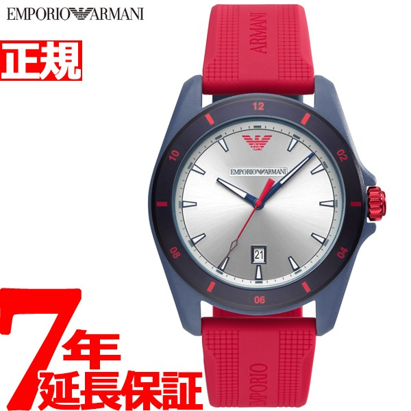 【SHOP OF THE YEAR 2018 受賞】エンポリオアルマーニ EMPORIO ARMANI 腕時計 メンズ AR11219【2019 新作】