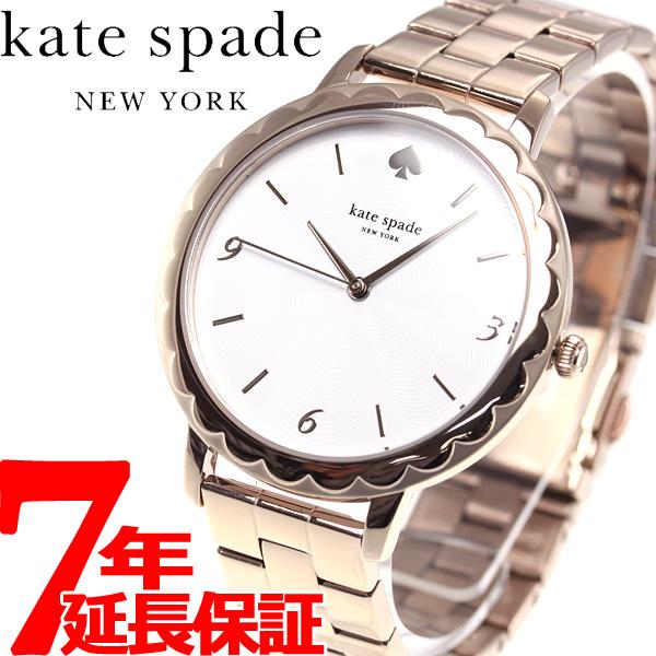 【5日0時~♪10%OFFクーポン&店内ポイント最大51倍!5日23時59分まで】ケイトスペード ニューヨーク kate spade new york 腕時計 レディース メトロ METRO KSW1495