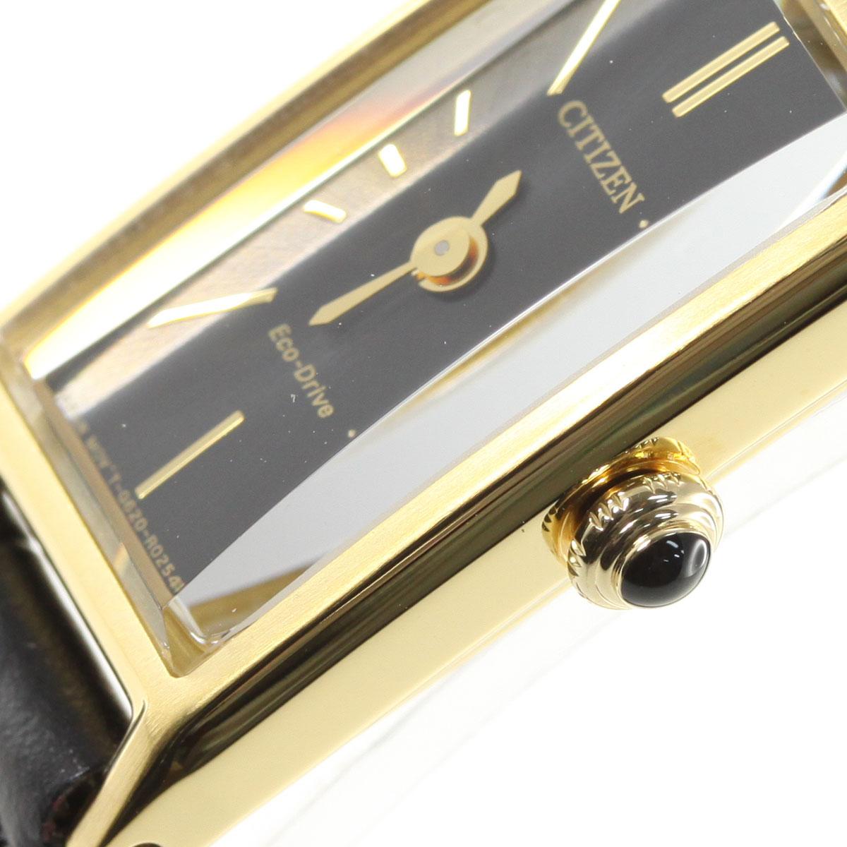 シチズン キー CITIZEN Kii: エコドライブ ソーラー 腕時計 レディース EG7042-01E【2018 新作】