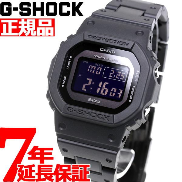 ニールならポイント最大35倍!30日23時59分まで!G-SHOCK デジタル 5600 カシオ Gショック CASIO 腕時計 メンズ GW-B5600BC-1BJF【2018 新作】