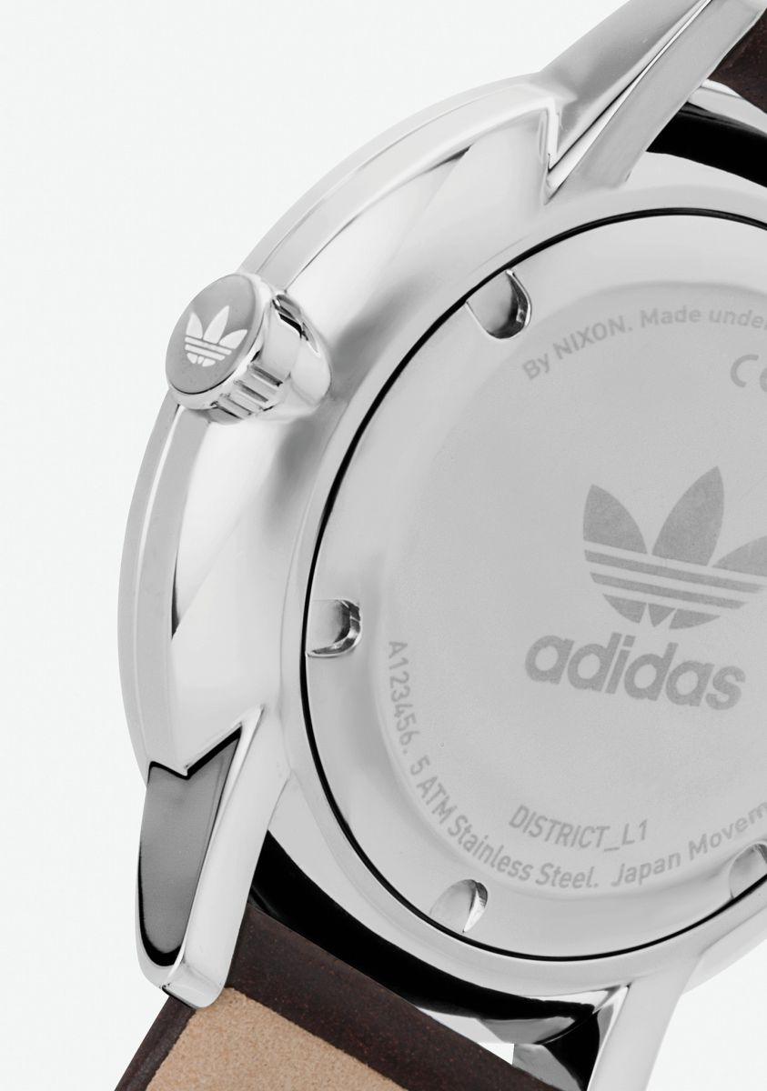 【今がお得!最大ポイント37倍!さらに最大1万円OFFクーポン配布!】アディダス adidas 腕時計 メンズ レディース ディストリクト District_L1 Z08-2920-00