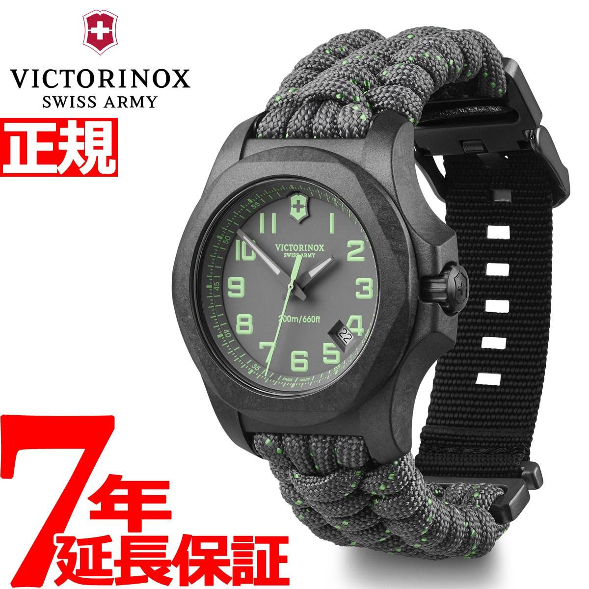 【5日0時~♪2000円OFFクーポン&店内ポイント最大51倍!5日23時59分まで】ビクトリノックス 時計 メンズ イノックス カーボン VICTORINOX 腕時計 I.N.O.X. Carbon 241861