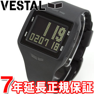 VESTAL WATCH 베 스탈 시계 남성용 HELM 투구 디지털 ヴェスタル HLMDP01