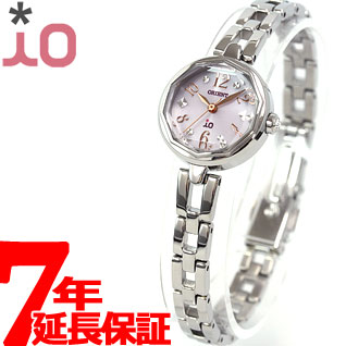 【SHOP OF THE YEAR 2018 受賞】オリエント イオ ORIENT io ソーラー 腕時計 レディース スイートジュエリーII WI0171WD