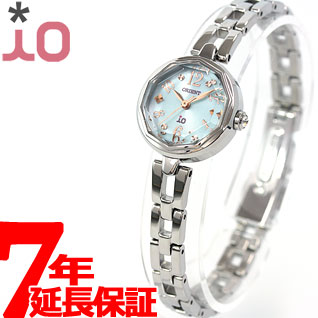 【SHOP OF THE YEAR 2018 受賞】オリエント イオ ORIENT io ソーラー 腕時計 レディース スイートジュエリーII WI0181WD