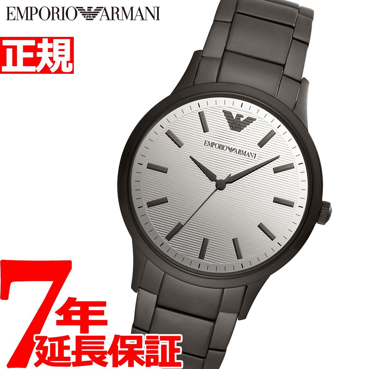 【5日0時~♪10%OFFクーポン&店内ポイント最大51倍!5日23時59分まで】エンポリオアルマーニ EMPORIO ARMANI 腕時計 メンズ AR11259