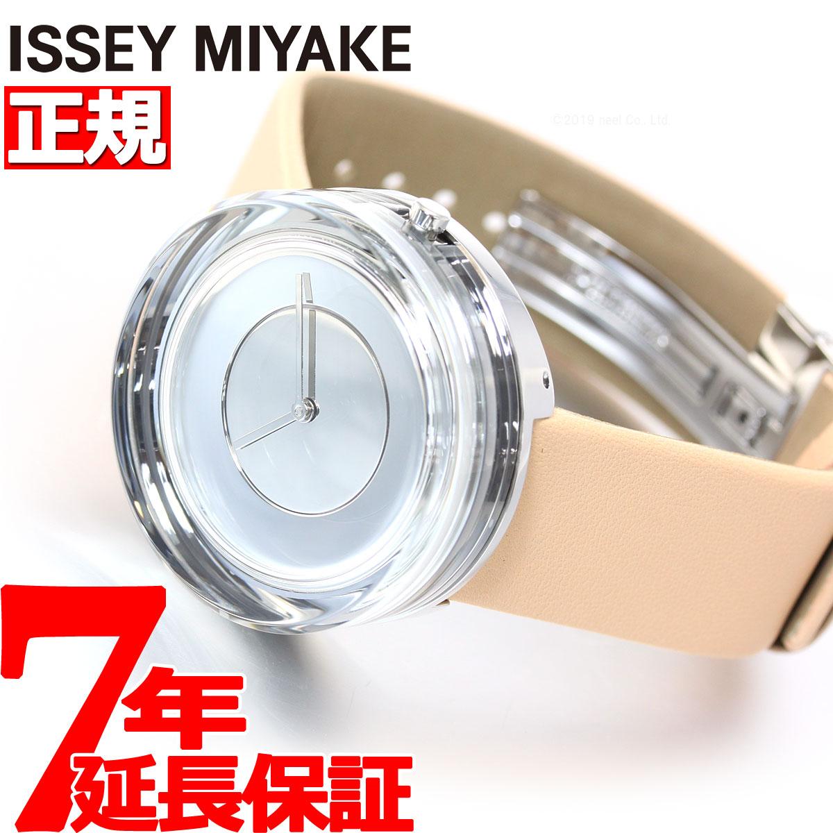 【5日0時~♪2000円OFFクーポン&店内ポイント最大51倍!5日23時59分まで】イッセイミヤケ ISSEY MIYAKE 腕時計 時計 メンズ NYAH003
