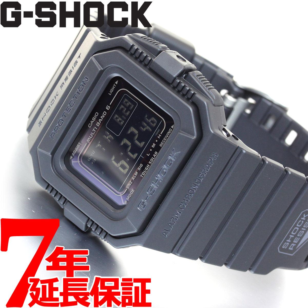 【5日0時~♪2000円OFFクーポン&店内ポイント最大51倍!5日23時59分まで】G-SHOCK 電波 ソーラー 電波時計 ブラック 腕時計 メンズ デジタル タフソーラー GW-5510-1BJF