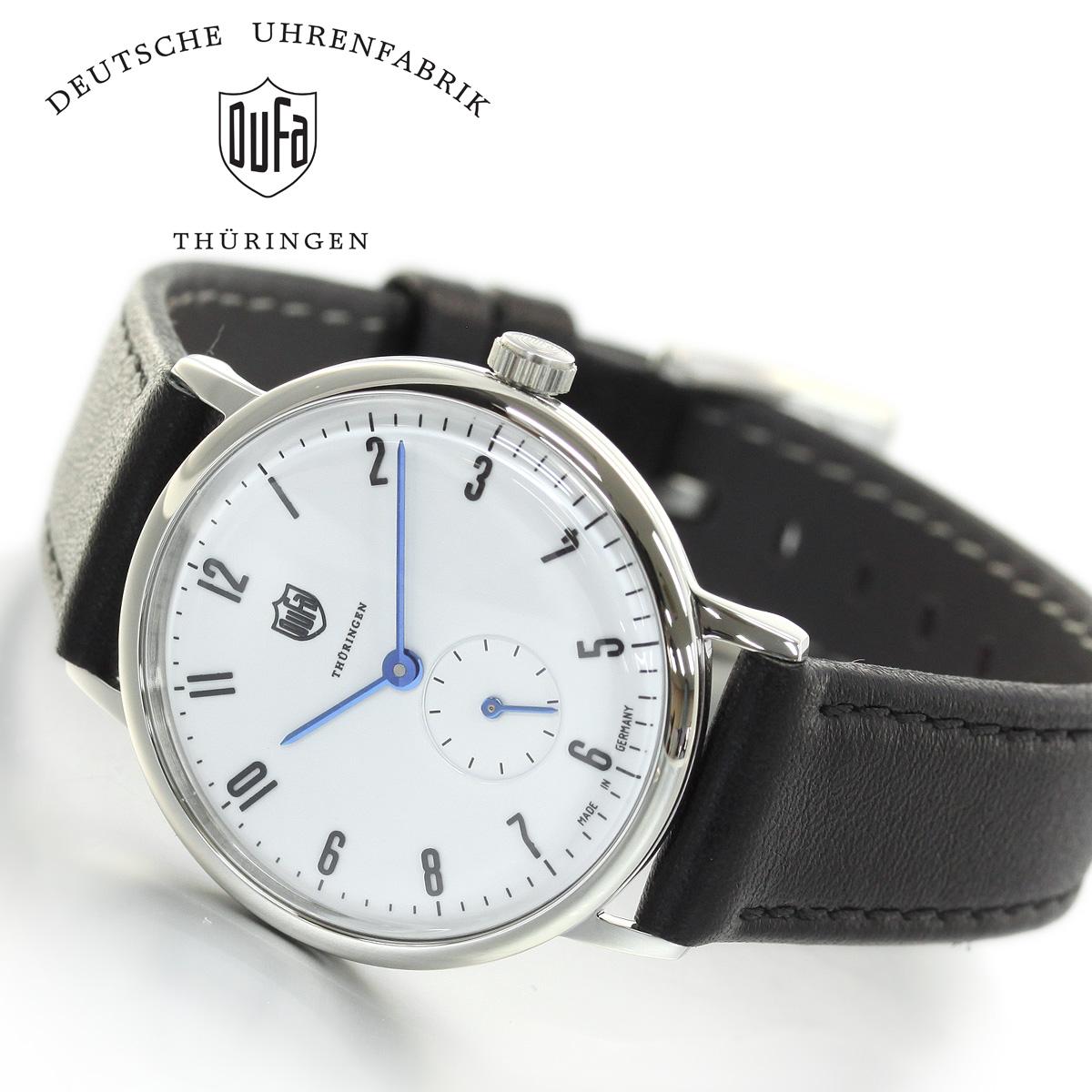【5日0時~♪10%OFFクーポン&店内ポイント最大51倍!5日23時59分まで】DUFA ドゥッファ Walter Gropius 腕時計 メンズ ヴォルター・グロピウス DF-9001-03