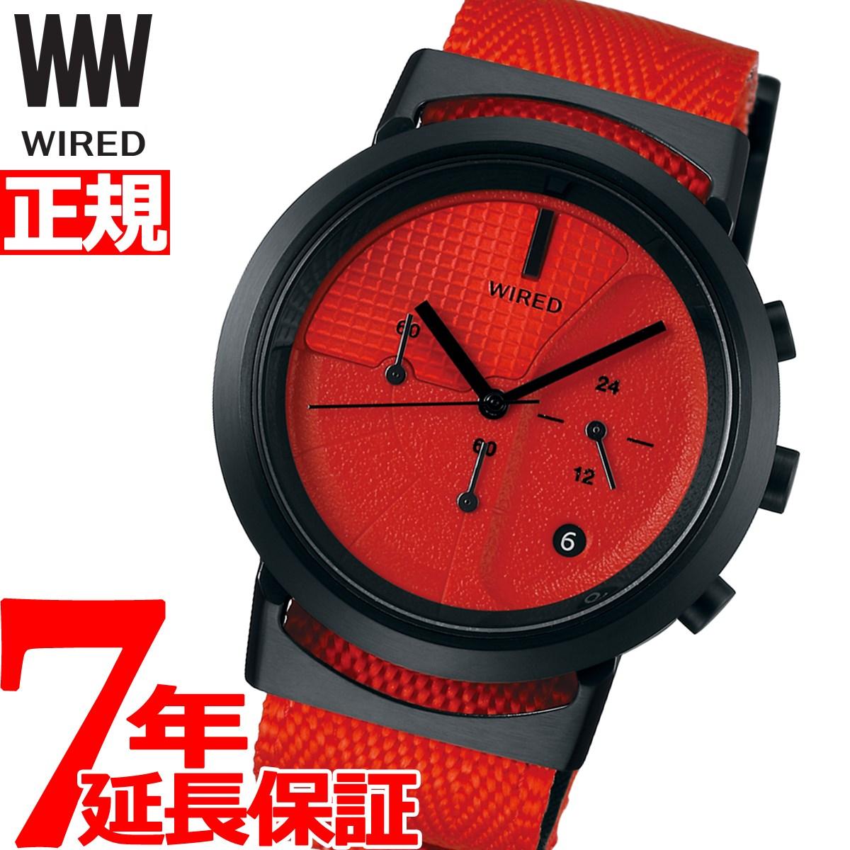 【5日0時~♪2000円OFFクーポン&店内ポイント最大51倍!5日23時59分まで】セイコー ワイアード ツーダブ SEIKO WIRED WW 腕時計 メンズ レディース TYPE03 AGAT435