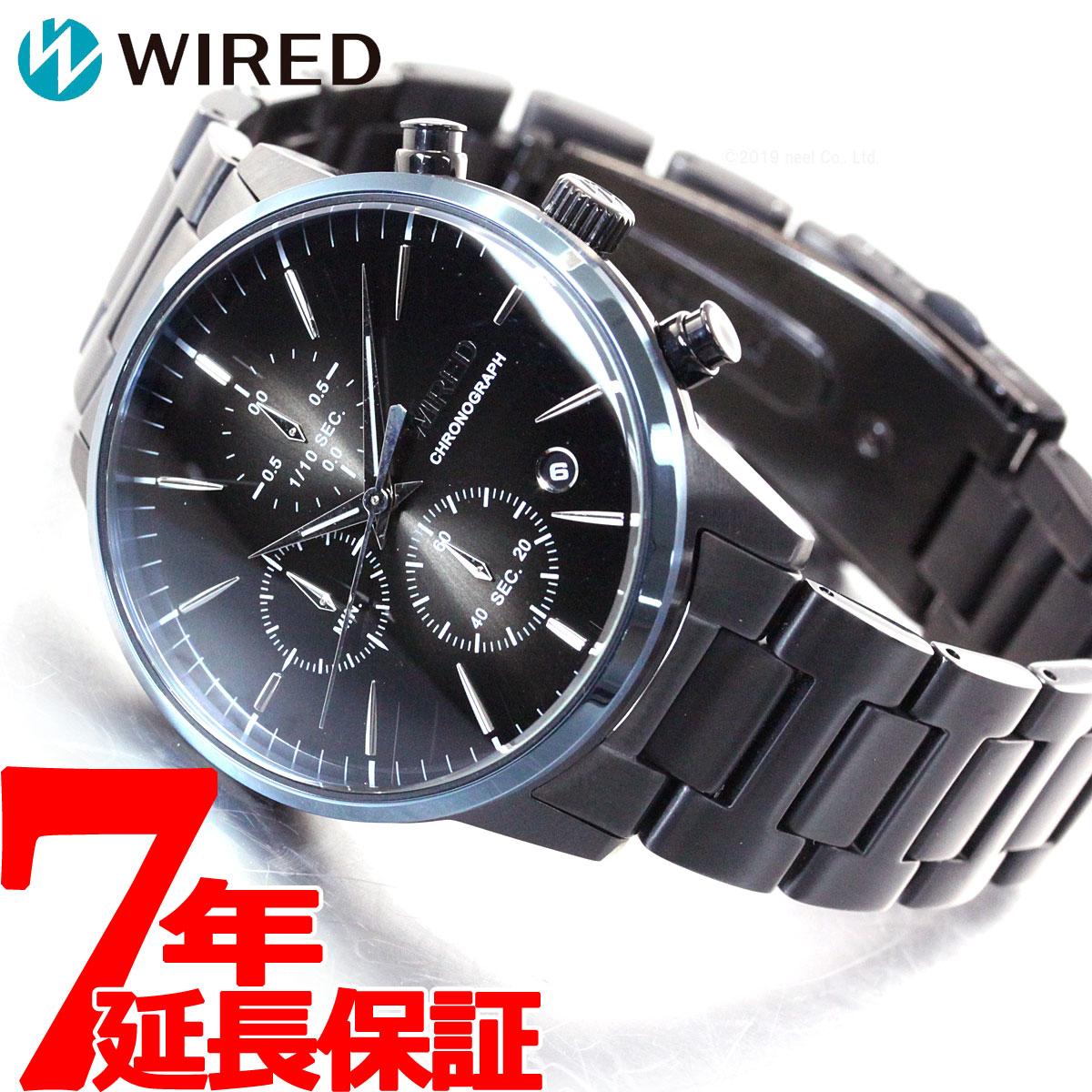 セイコー ワイアード SEIKO WIRED neel限定 メンズノンノ WEB掲載モデル 腕時計 メンズ TOKYO SORA AGAT737