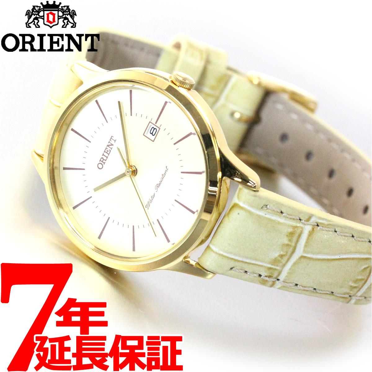 【5日0時~♪2000円OFFクーポン&店内ポイント最大51倍!5日23時59分まで】オリエント 腕時計 レディース クオーツ 流通限定モデル ORIENT コンテンポラリー CONTEMPORARY RH-QA0003G