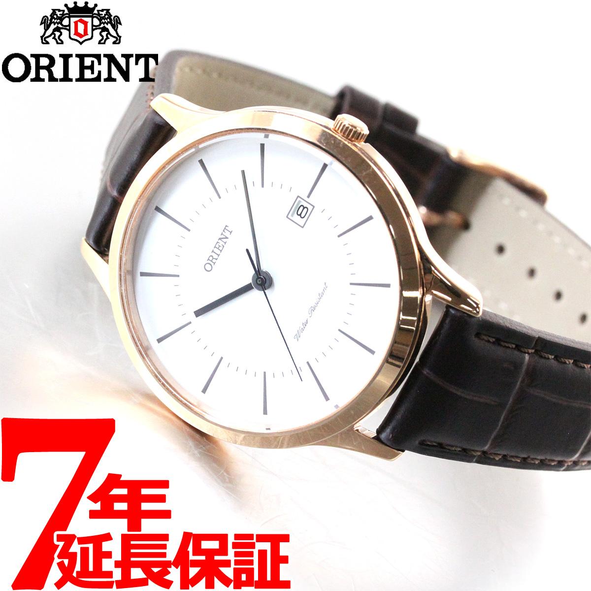 【5日0時~♪2000円OFFクーポン&店内ポイント最大51倍!5日23時59分まで】オリエント 腕時計 メンズ クオーツ 流通限定モデル ORIENT コンテンポラリー CONTEMPORARY RH-QD0001S