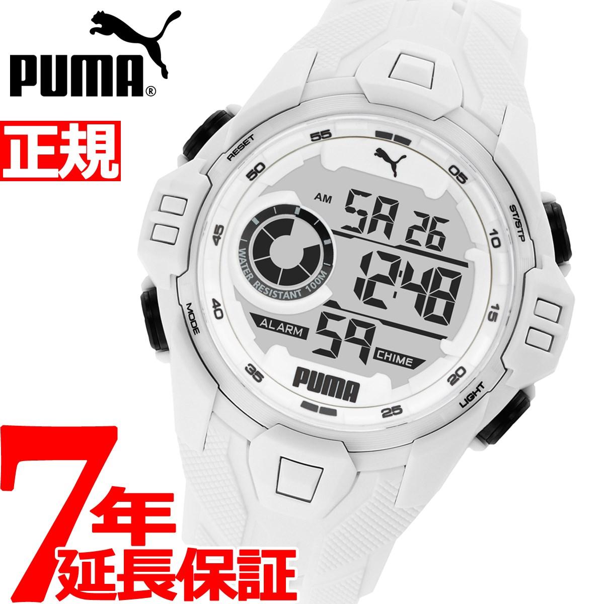 【5日0時~♪最大2000円OFFクーポン&店内ポイント最大51倍!5日23時59分まで】プーマ PUMA 腕時計 メンズ レディース ボールド BOLD P5039【2020 新作】
