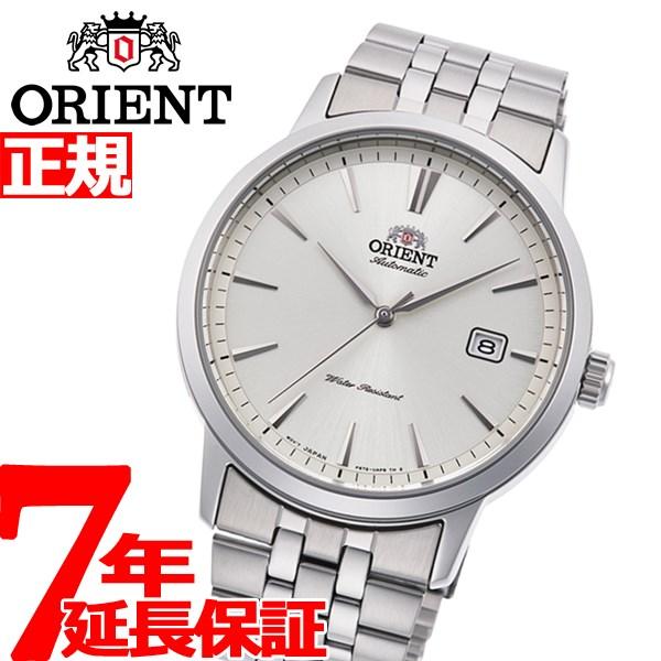 【5日0時~♪2000円OFFクーポン&店内ポイント最大51倍!5日23時59分まで】オリエント 腕時計 メンズ 自動巻き 機械式 ORIENT コンテンポラリー CONTEMPORARY RN-AC0F02S【2020 新作】