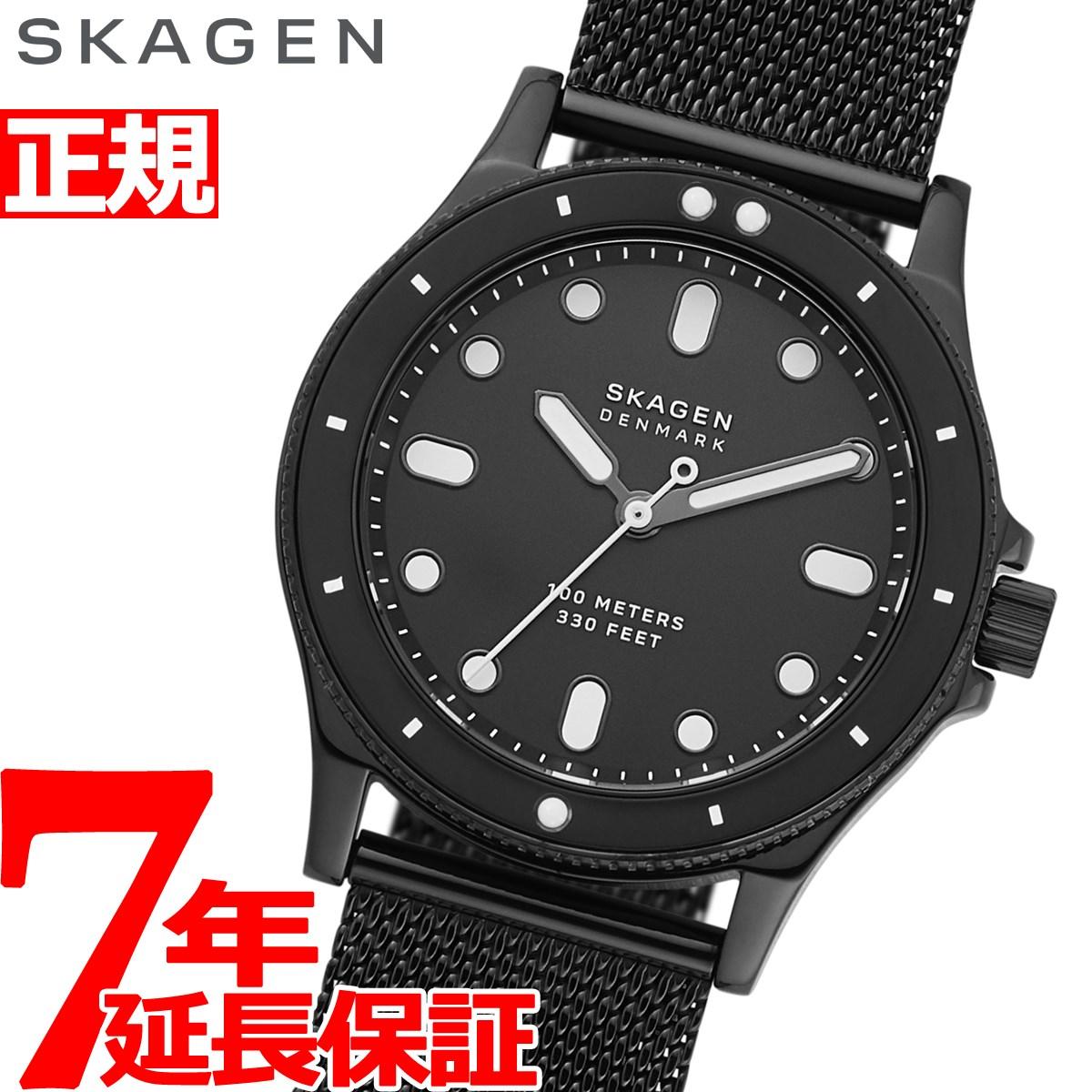 【5日0時~♪2000円OFFクーポン&店内ポイント最大51倍!5日23時59分まで】スカーゲン SKAGEN 腕時計 メンズ フィスク FISK SKW2917【2020 新作】