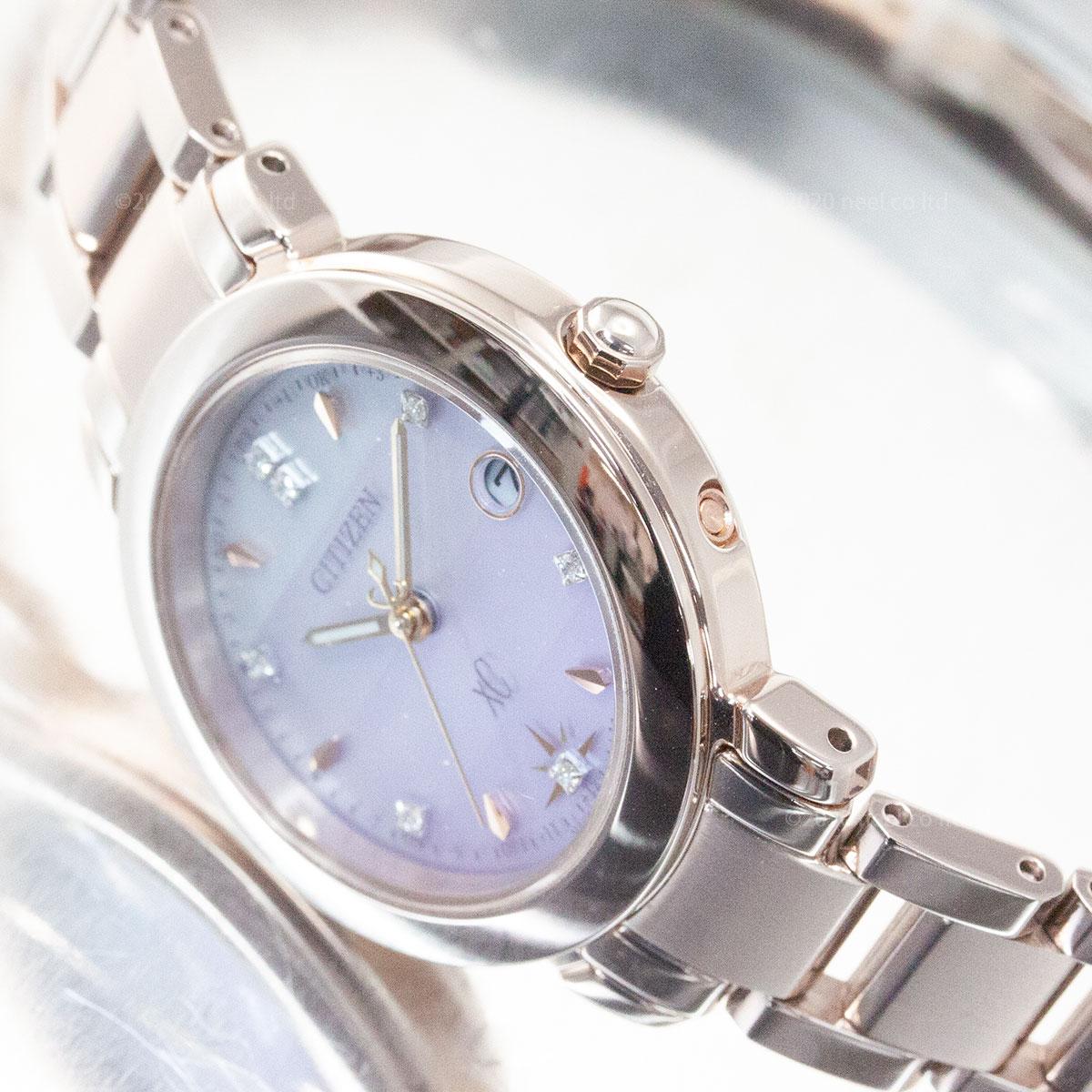 店内ポイント最大43倍 18日23時59分まで シチズン クロスシー CITIZEN xC エコドライブ 電波時計 ティタニア ハッピーフライト 限定モデル 腕時計 レディース hikari collection ES9444 50Y 2020 新作tsdQrCh