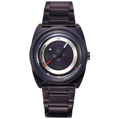 TACS タックス 腕時計 LENS-M レンズ ブラック TS1002B