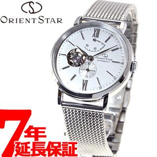 【SHOP OF THE YEAR 2018 受賞】オリエントスター ORIENT STAR 腕時計 メンズ 自動巻き モダンクラシックスケルトン WZ0161DK