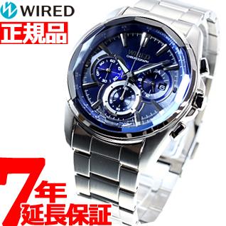 eddaf4bbd6 【SHOP OF THE YEAR 2018 受賞】セイコー ワイアード SEIKO WIRED 腕時計 メンズ REFLECTION リフレクション