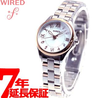 セイコー ワイアード エフ SEIKO WIRED f 腕時計 レディース ペアスタイル PAIR STYLE AGEK422