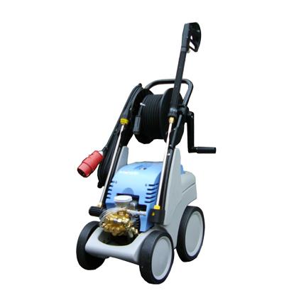【クランツレ】 業務用 モーター式冷水高水圧洗浄機 quador-12/150TST 【クアドロシリーズ】