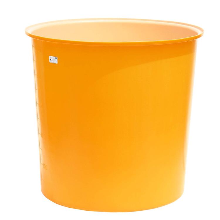 M-1000 (容量1000L)丸型ポリエチレン容器 M型容器 m1000 (個人宅への配送不可)【貯蔵容器 フタなし】 【スイコー】 【代金引換不可】