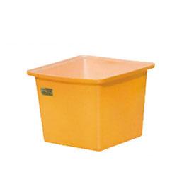 K-80 (容量80L)K型ポリエチレン容器 K型容器 フタなし K80 (個人宅への配送不可)【貯蔵容器 フタなし】 【スイコー】 【代金引換不可】