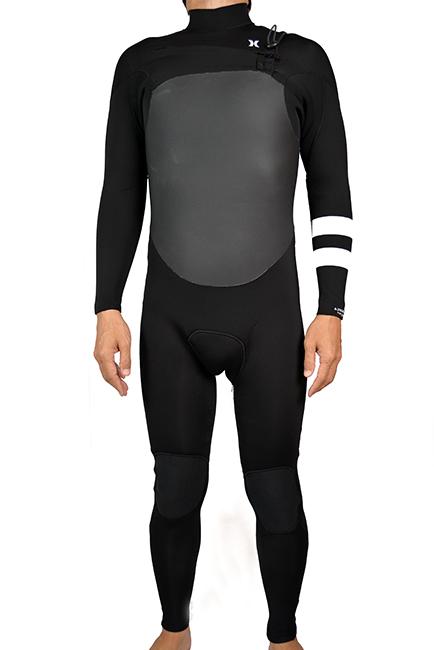 【セール】【2019秋冬モデル】 HURLEY (ハーレー) ADVANTAGE PLUS 5/3mm CHEST ZIP フルスーツ FULL SUITS チェストジップ ウェットスーツ サーフィン SURFING
