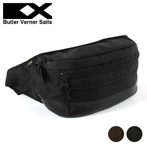 【ボディバッグ】日本製 × 本革 レザー ビッグ ボディバッグ メンズ レディース Butler Verner Sails バトラーバーナーセイルズ ギフト プレゼント