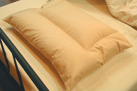 セミオーダー枕ダウンピロー43×63cmLLサイズ(0.8kg)
