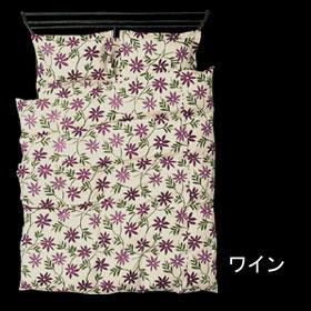 ハニカムトップ 敷布団カバーシビラ カンポ クィーンロング165×215cm【サイズオーダー可】