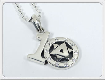 ASTERISM 10th ANNIVERSARY[アステリズム10周年記念ペンダント]silver×wcz