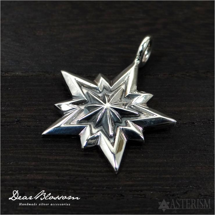 Dear Blossom(ディアブロッサム)『10ray Star double/10レイスター ダブル』(T-026)インディアンジュエリー スター
