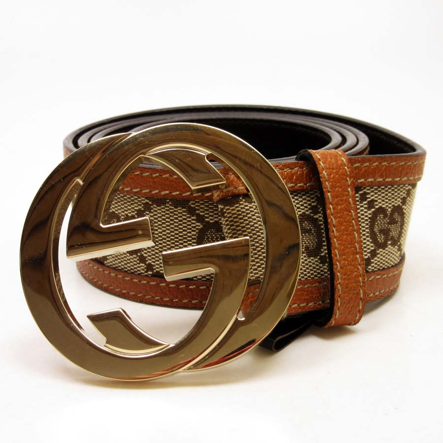 Watch - Belt gucci for men gold video