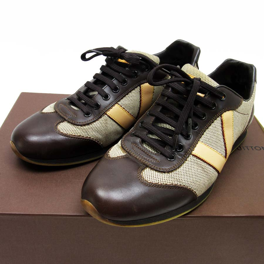e95ad2968f95  basic popularity   used  Louis Vuitton  Louis Vuitton  sneakers shoes 6 men